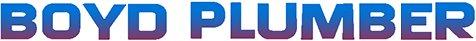 Boyd plumber logo