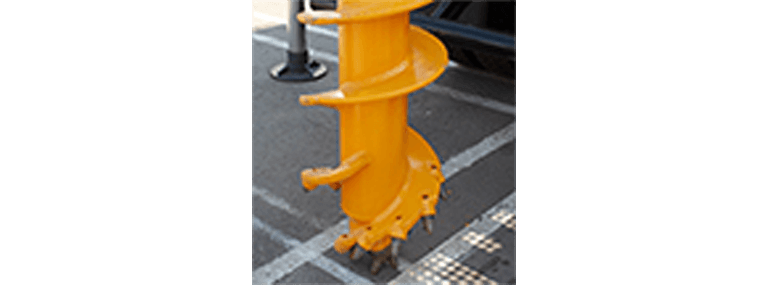 m and m earthworks auger