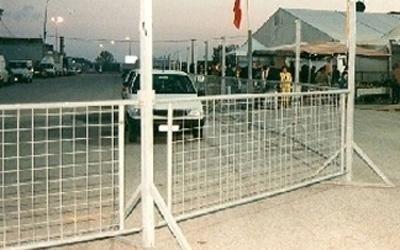 Transenne e recinzioni