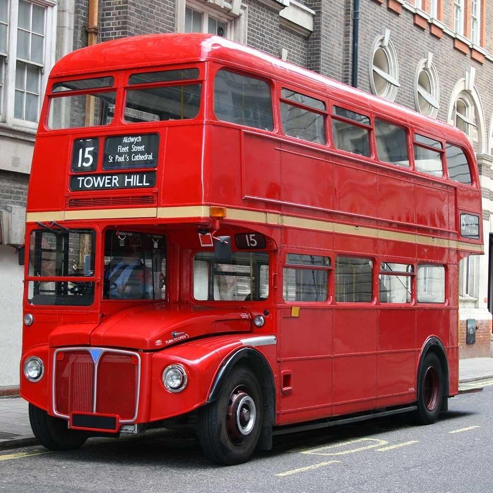 Noleggio bus inglese