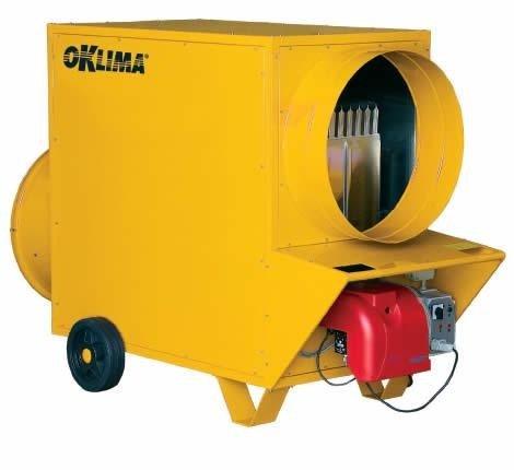 generatore aria calda 120000kcl