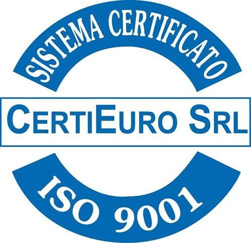 CertiEuro SRL ISO 9001