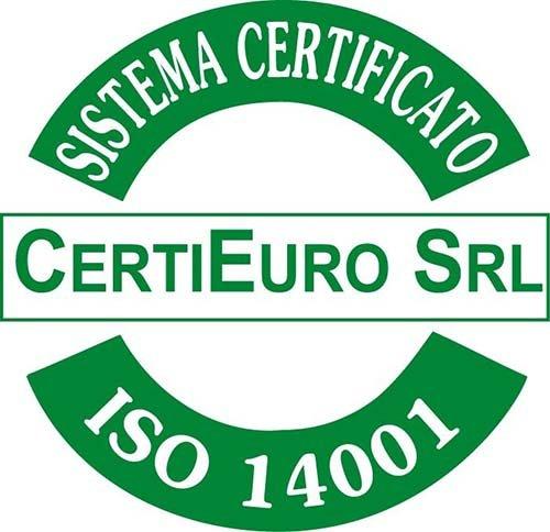 CertiEuro SRL ISO 14001