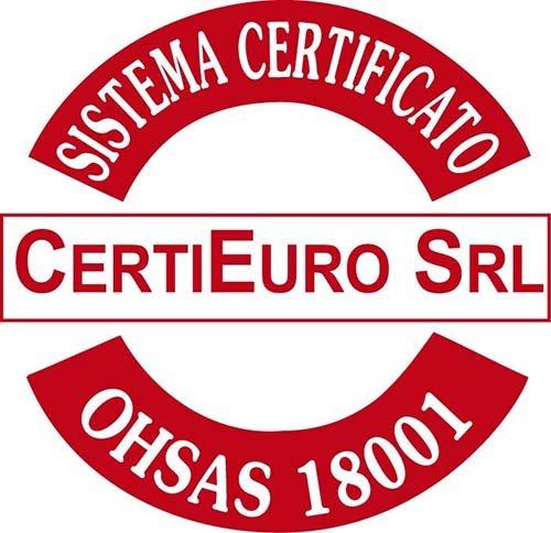 CertiEuro SRL ISO 18001