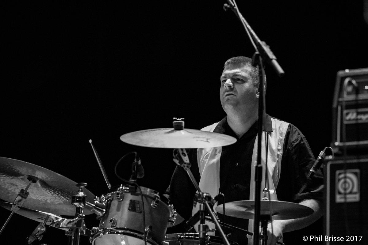 Dawn Tyler Watson Ben Racine Band