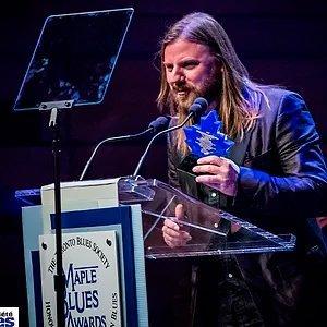 Steve Hill Maple Blues Awards