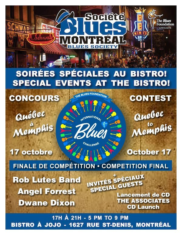 Montreal Blues Society IBC