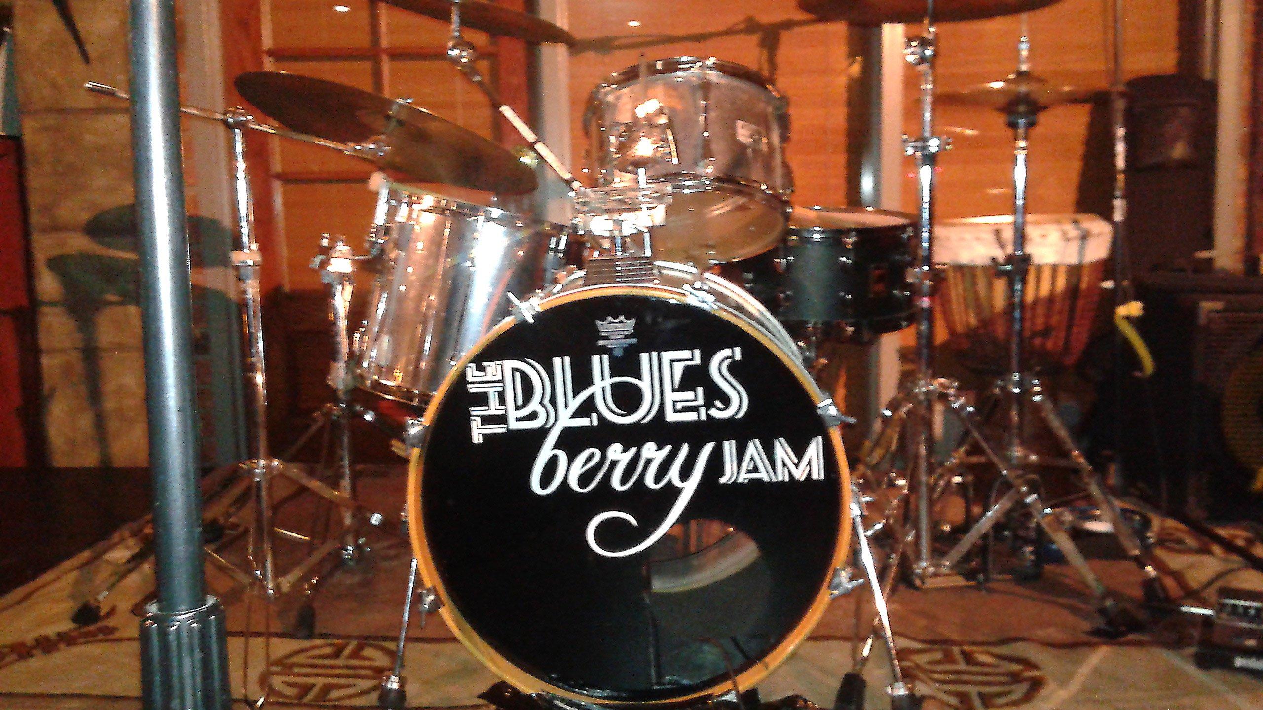 Blues Berry Jam