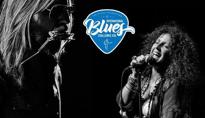 International Blues Challenge #34