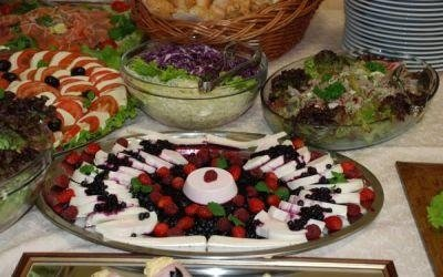 ristorante buffet