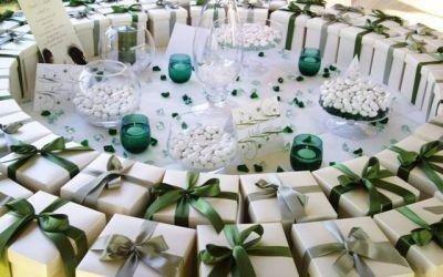sala pranzo matrimonio