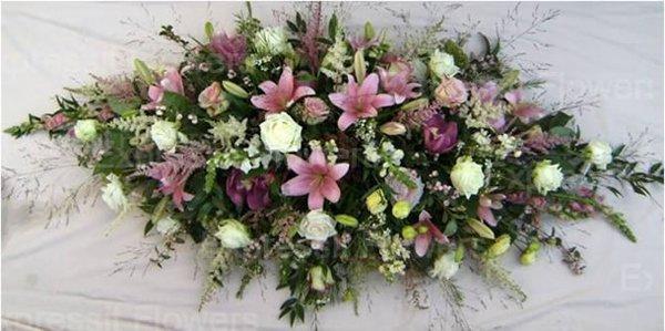fiori con diversi colori