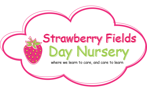 Strawberry Fields Day Nursery logo