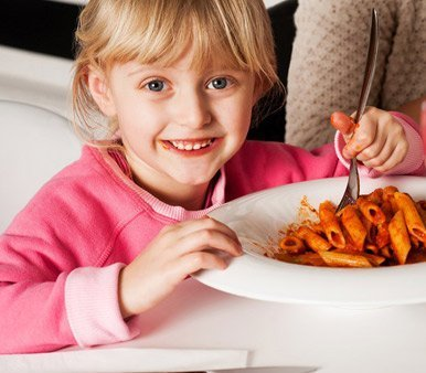 Freshly cooked meals for your children
