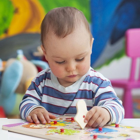 experienced children's day nursery