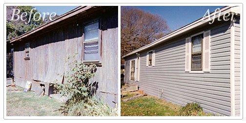 House Siding Vinyl Siding In Tuscaloosa Al Isbell