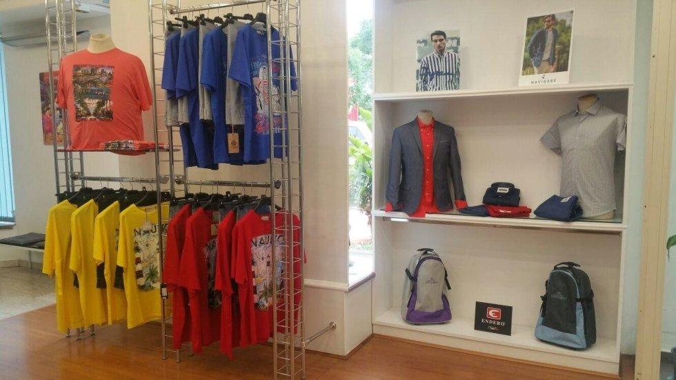 negozio abbigliamento uomo taglie forti e regolari