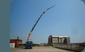 Crane & Fork Lift Hire