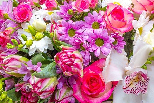 fiori per articoli regalo