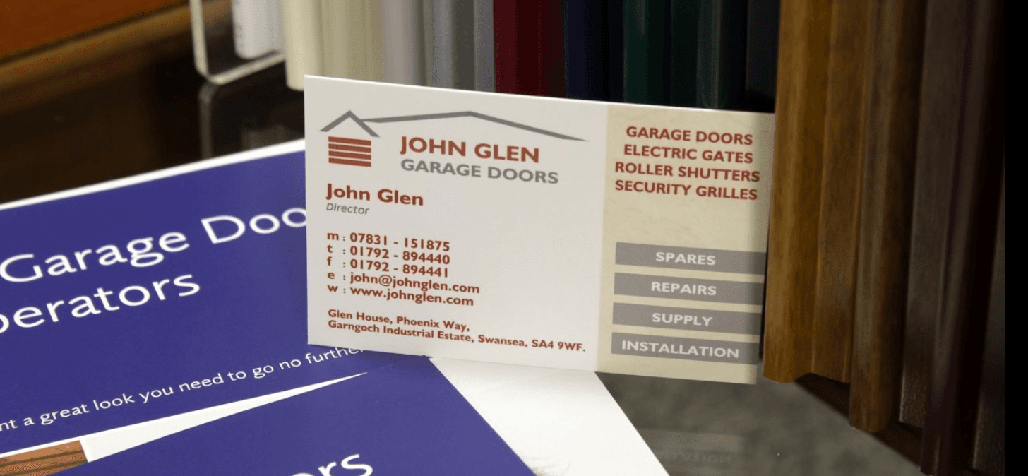 John glen garage doors supplied and fitted in Swansea, Llanelli, Bridgend, Port Talbot, Newport, Cardiff, Cowbridge, the Vale of Glamorgan, Carmarthen and Pembrokeshire
