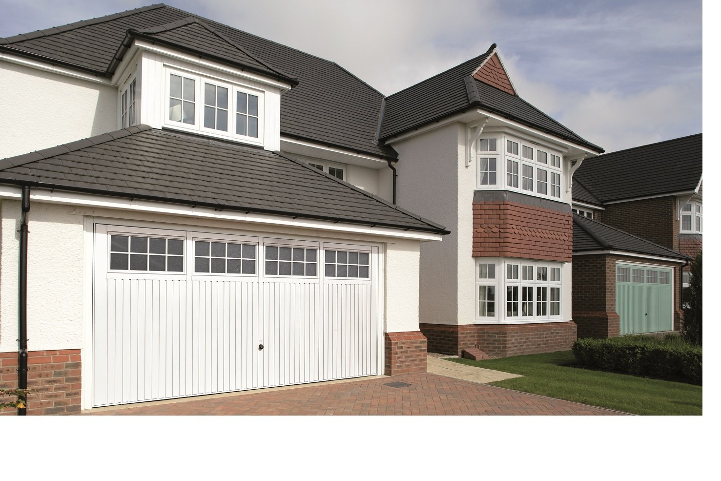 Steel retractable Garage door Swansea, Llanelli, Bridgend, Port Talbot, Newport, Cardiff, Cowbridge, the Vale of Glamorgan, Carmarthen and Pembrokeshire