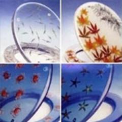 copriwater decorati