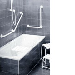 Accessori bagno per disabil