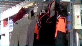 vendita abbigliamento ignifugo