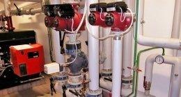 caldaie per riscaldamento centralizzato