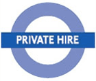 TFL Private Hire logo