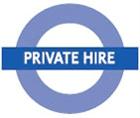 TFL Private Hire logo