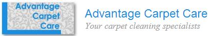 Advantage carpet care logo