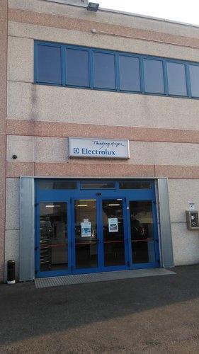 immagine esterna del negozio Elettrolux