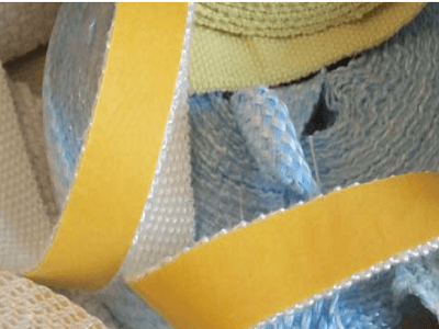 Bergamo high temperature webbing tape