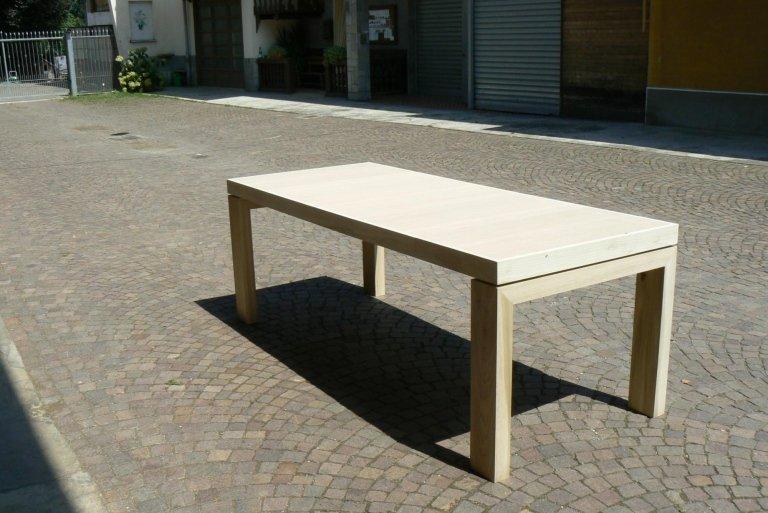 tavolo artigianale
