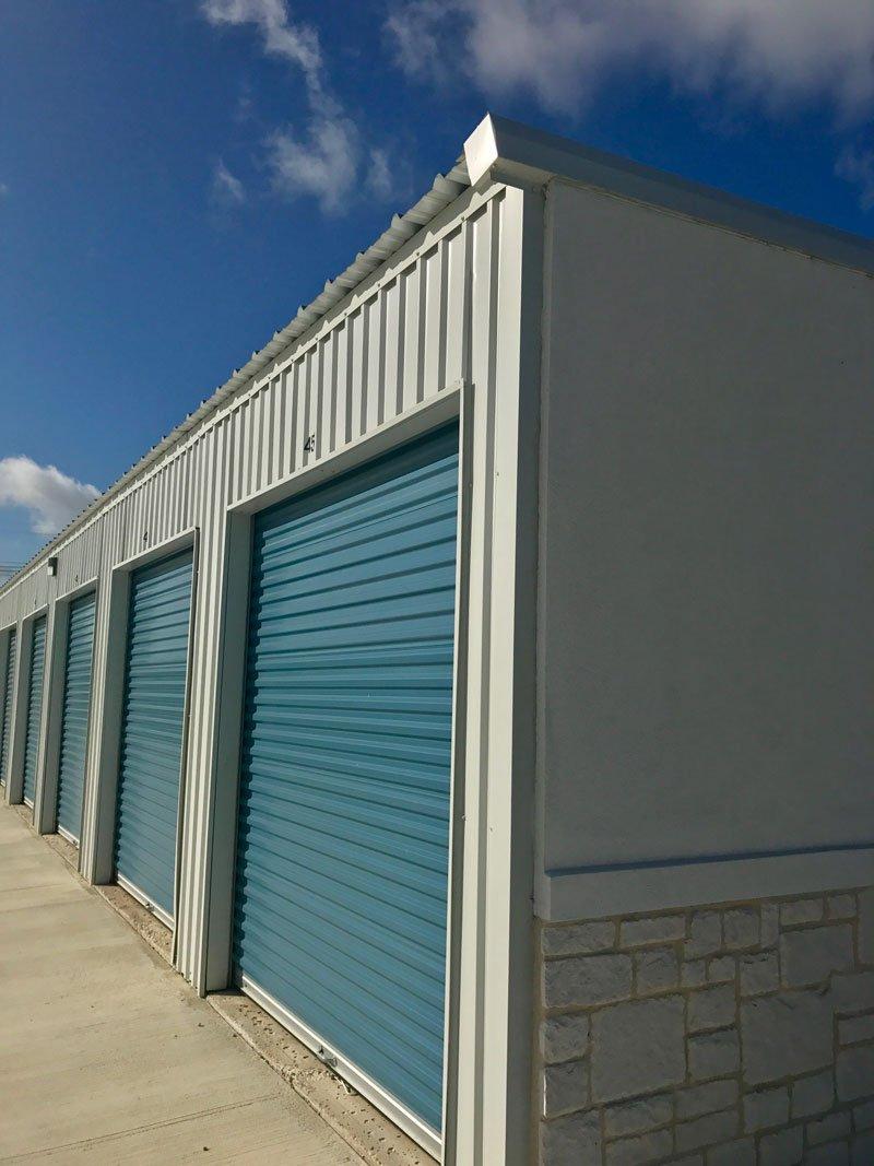 Individual storage units