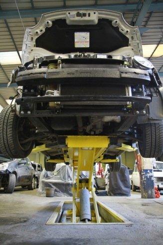 riparazione autovettura