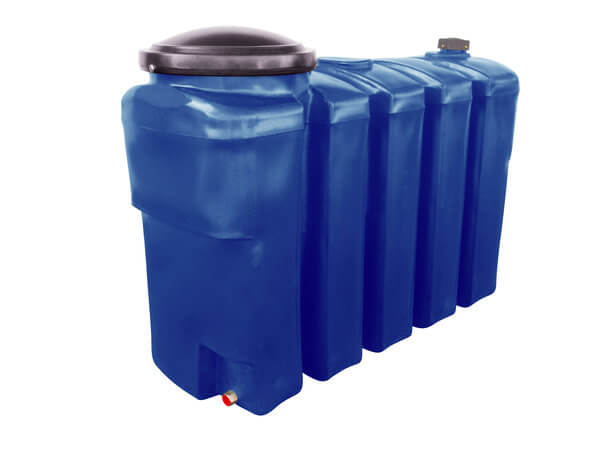 Potable water tank from BGP