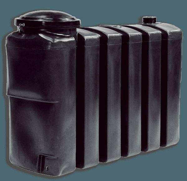 Plastic bunded tanks