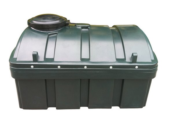 bounded oil tank 1330 liters