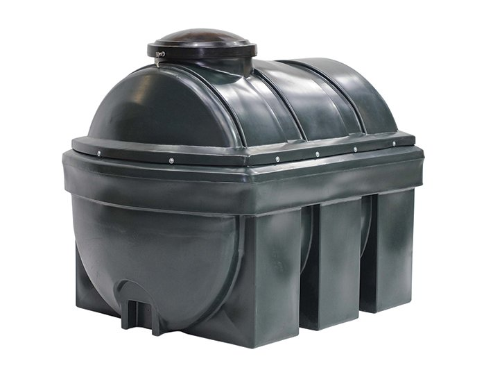bounded oil tank 400 liters