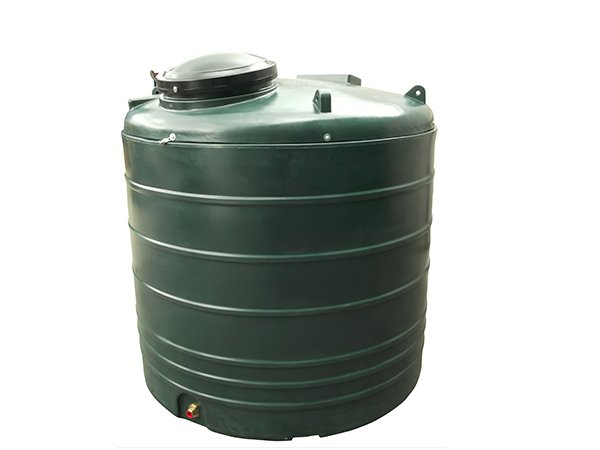 bounded oil tank 2690 liters