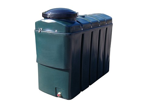 bounded oil tank 850 liters
