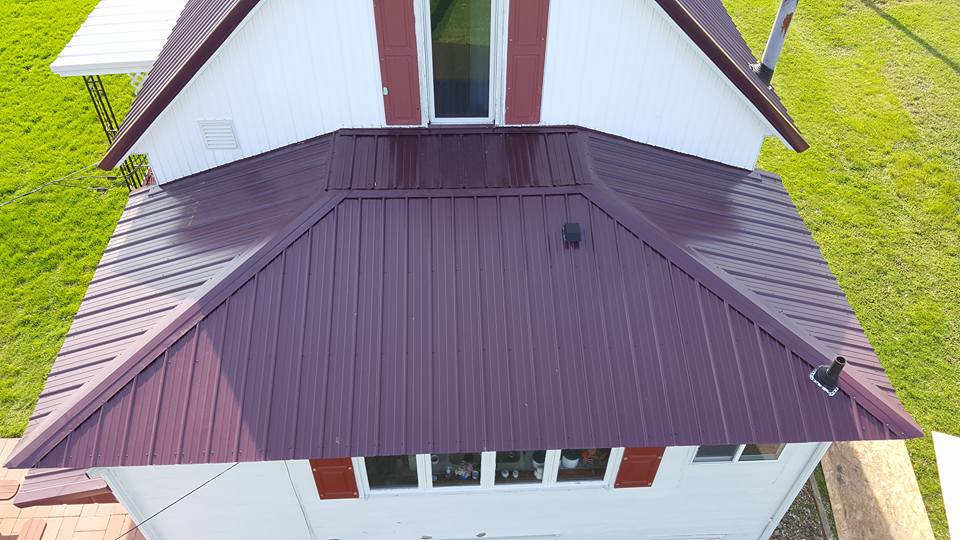 Bw Construction Metal Roofing Roofers Washington Ia