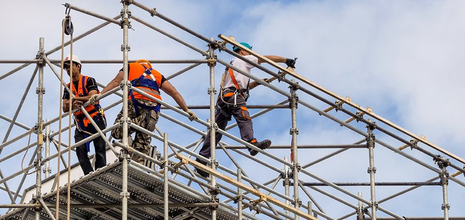 how to work out scaffolding