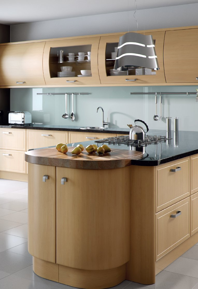 One of the new kitchens from Chambers Of Dinnington