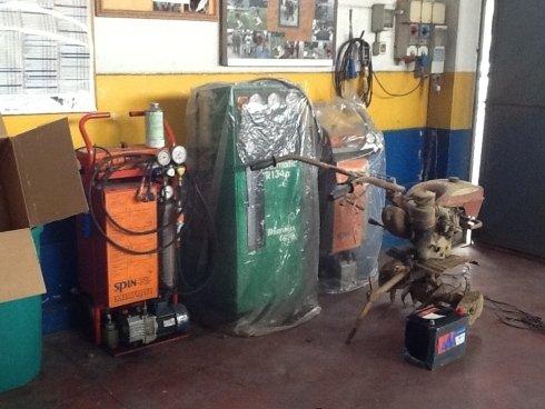 Ricarica aria condizionata e climatizzatori Vestrucci