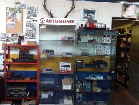Installazione e vendita autoradio delle migliori marche