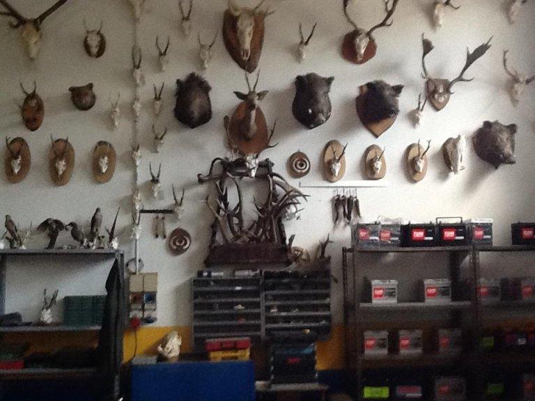 passione per la caccia