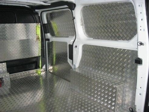 allestimenti interni camion